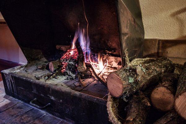 Foc a terra