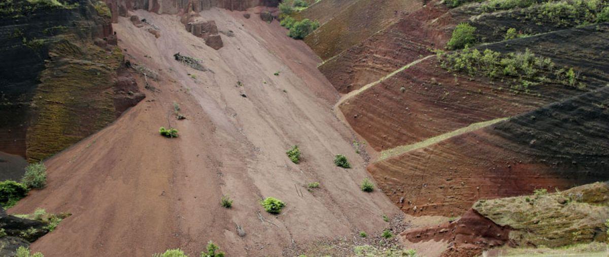 Volcán Croscat