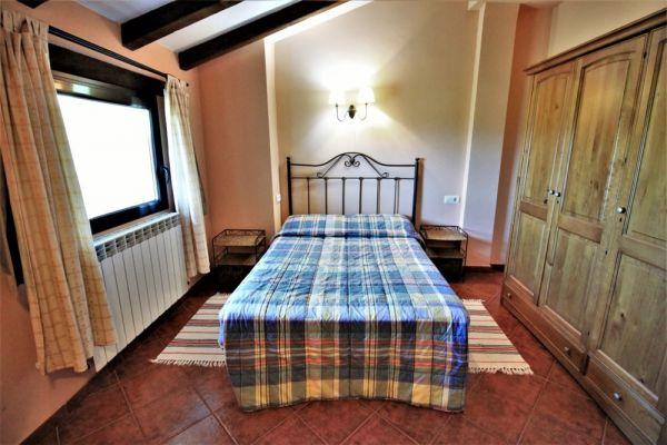 Habitació de matrimoni Mas el Carles II
