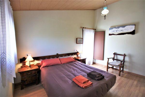 Habitació de matrimoni (1a planta)