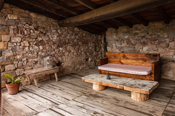 Terrassa cabanya