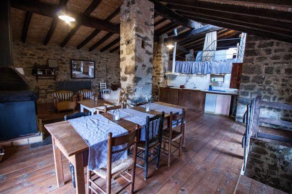 Menjador - sala d'estar (Cabanya)